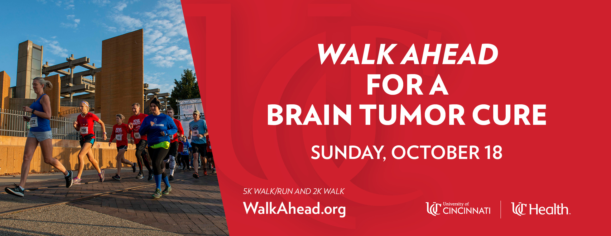 2020 Walk Ahead for a Brain Tumor Cure